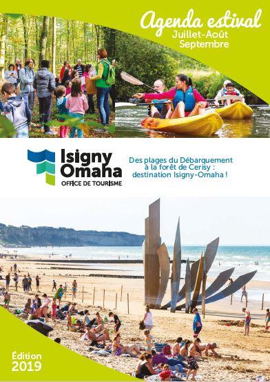 agenda estival 2019 Isigny Omaha