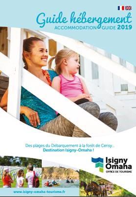 Le guide hébergement 2019 de la destination Isigny-Omaha