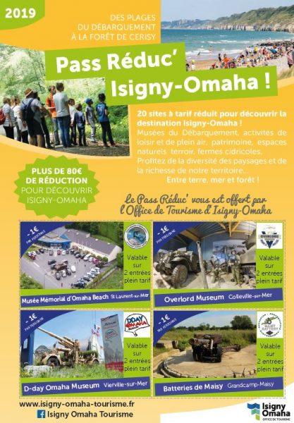 pass reduc 2019 Isigny Omaha