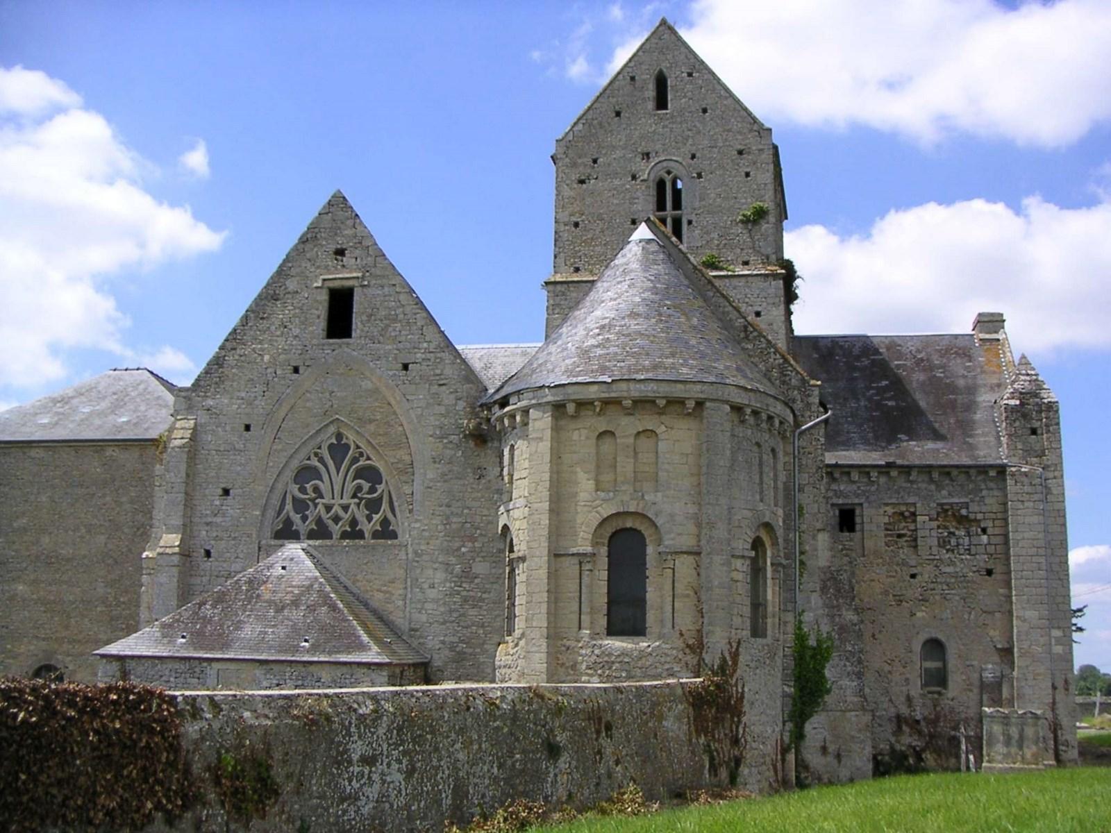Eglise Deux-Jumeaux © Isigny Omaha Tourisme