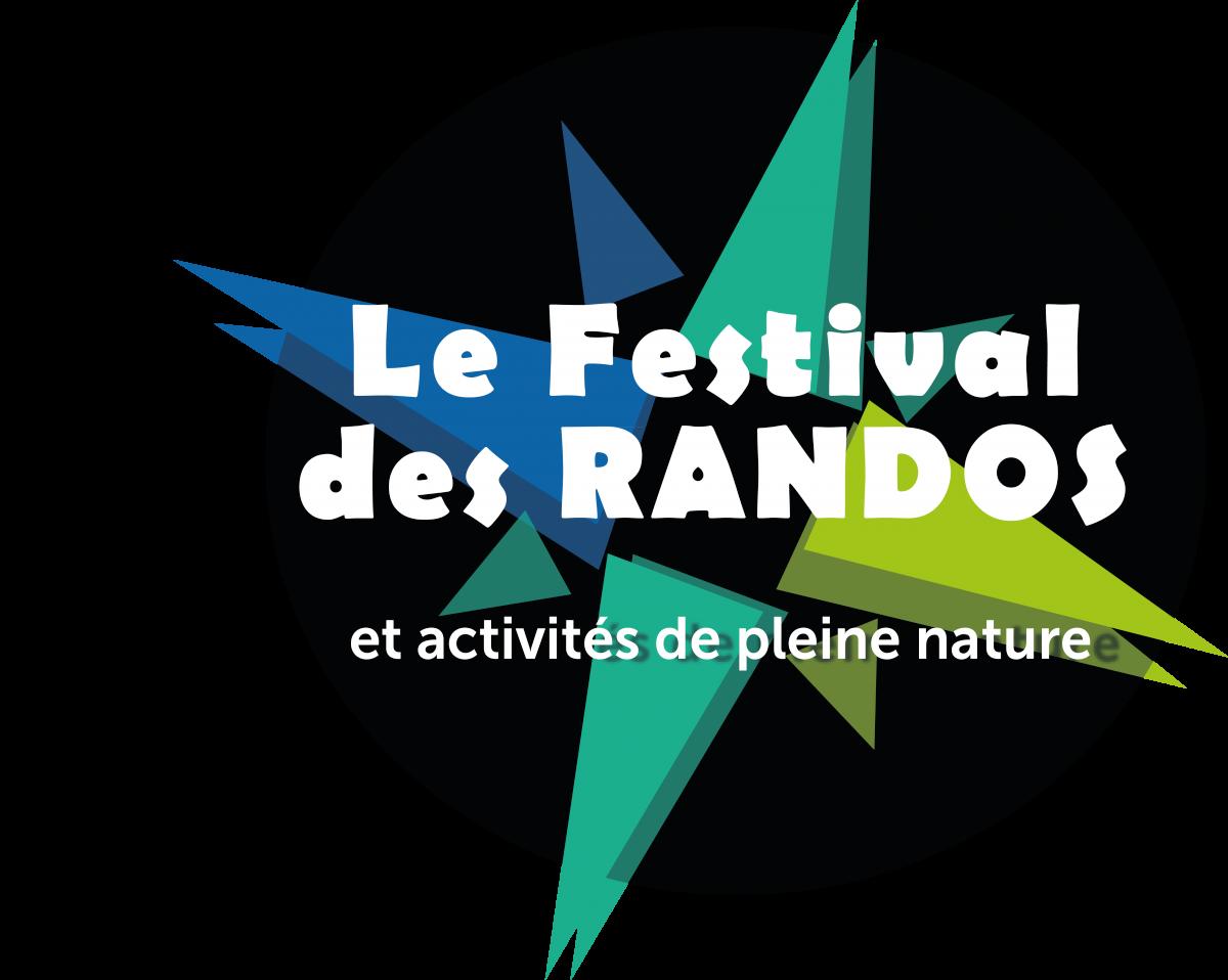 logo Festival des randos Isigny Omaha Tourisme