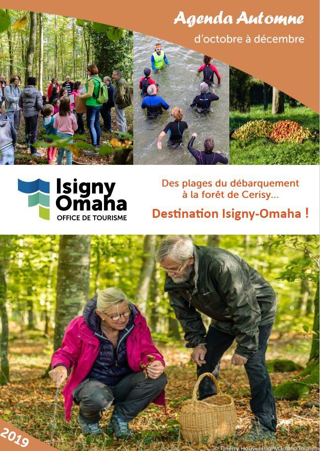 Agenda automne Isigny Omaha