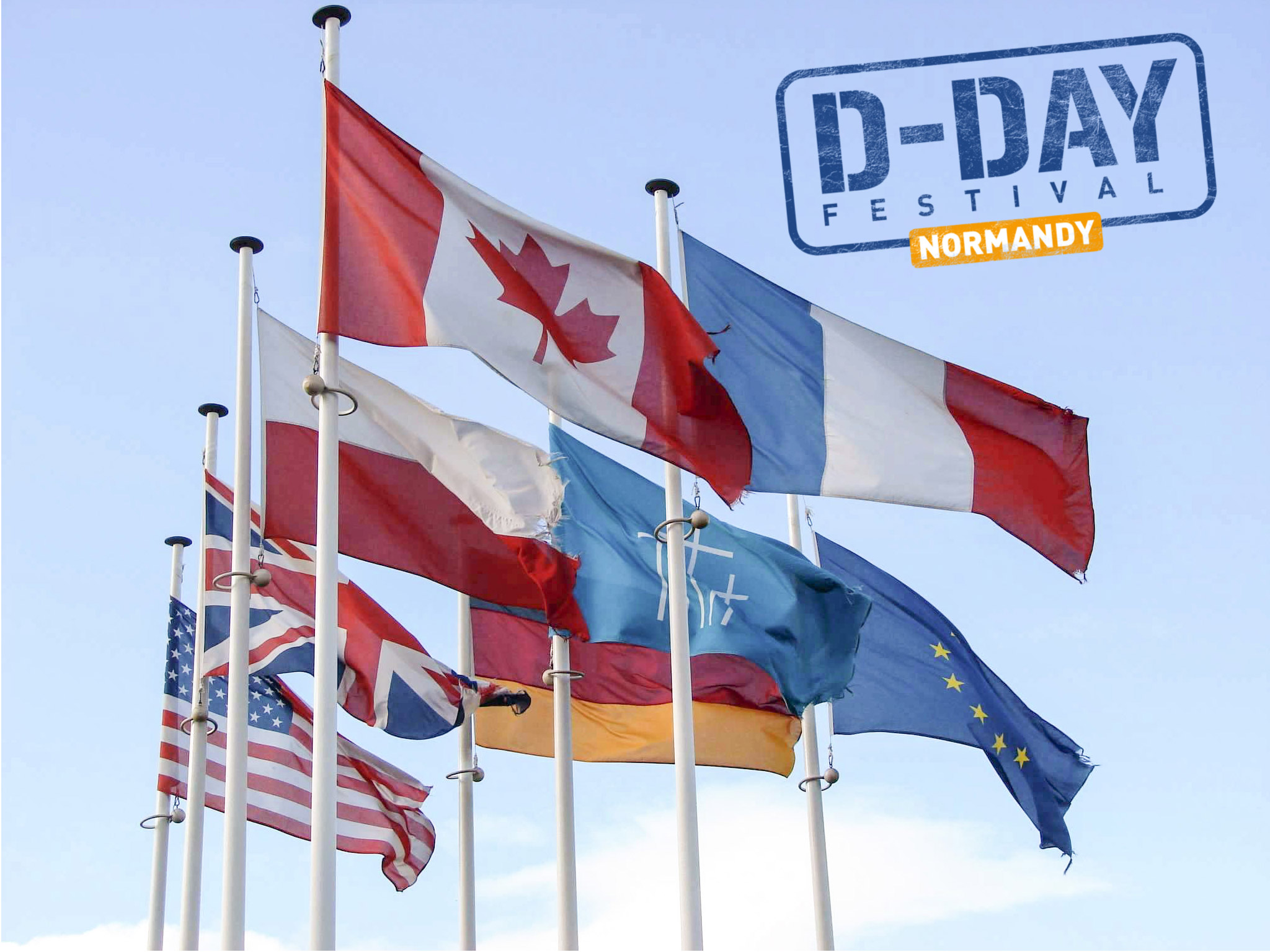 Festival et manifestations pour le D-Day