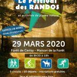 festival rando 29 mars 2020 Isigny Omaha Montfiquet Forêt