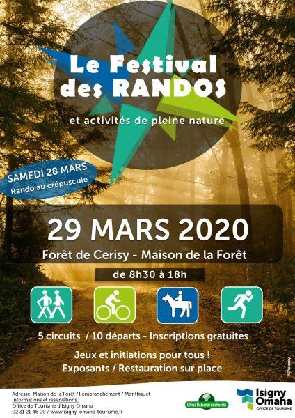 Voir la suite de l'actualité Le Festival des Randos le 29 mars