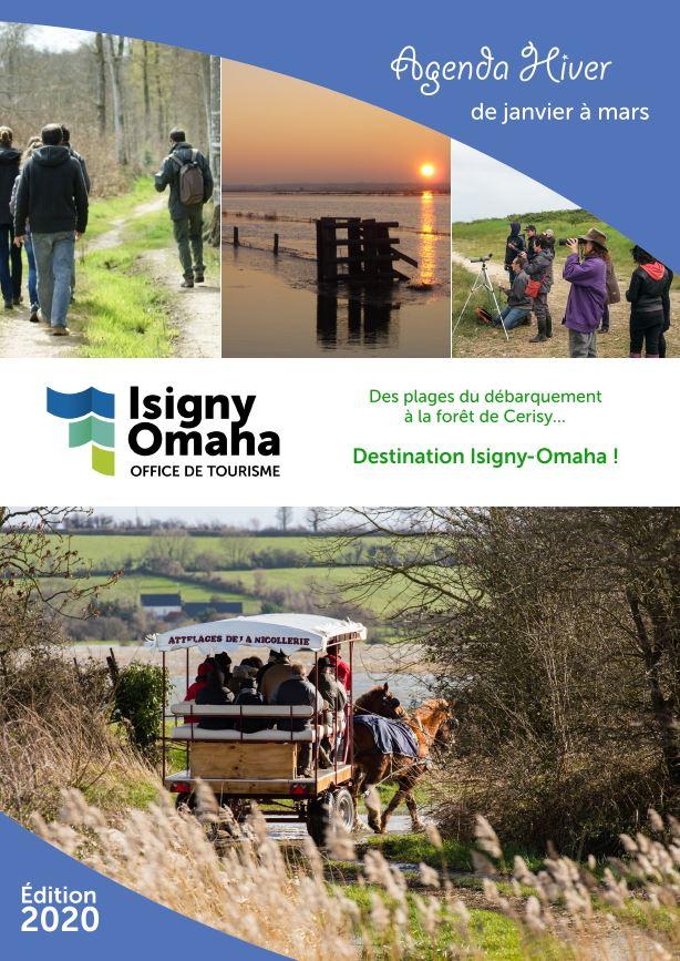 agenda hiver 2020 Isigny Omaha