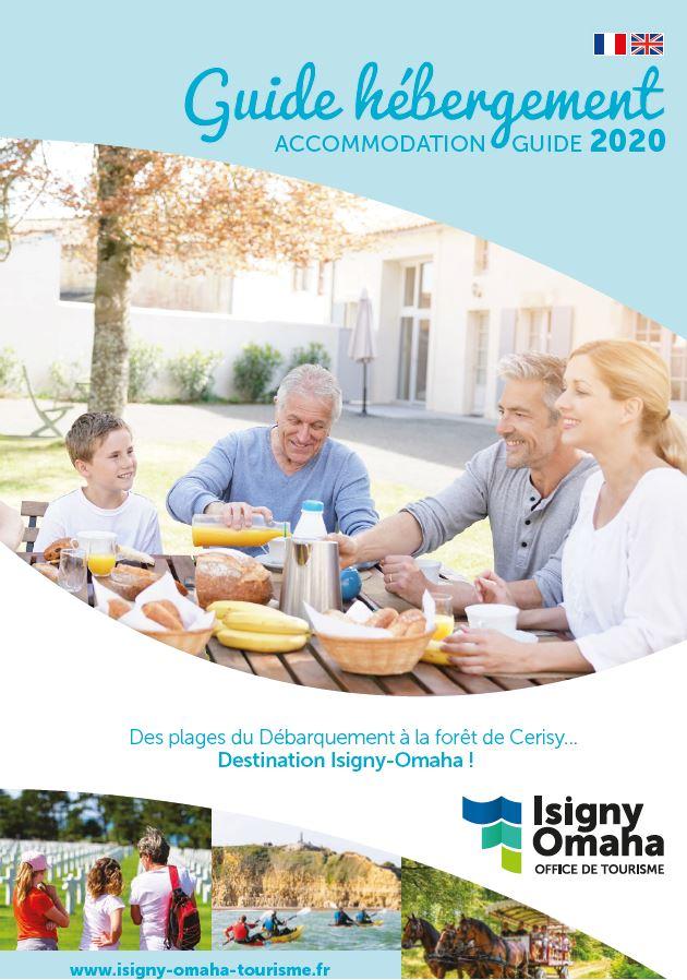 Guide hébergement touristique Isigny Omaha 2020