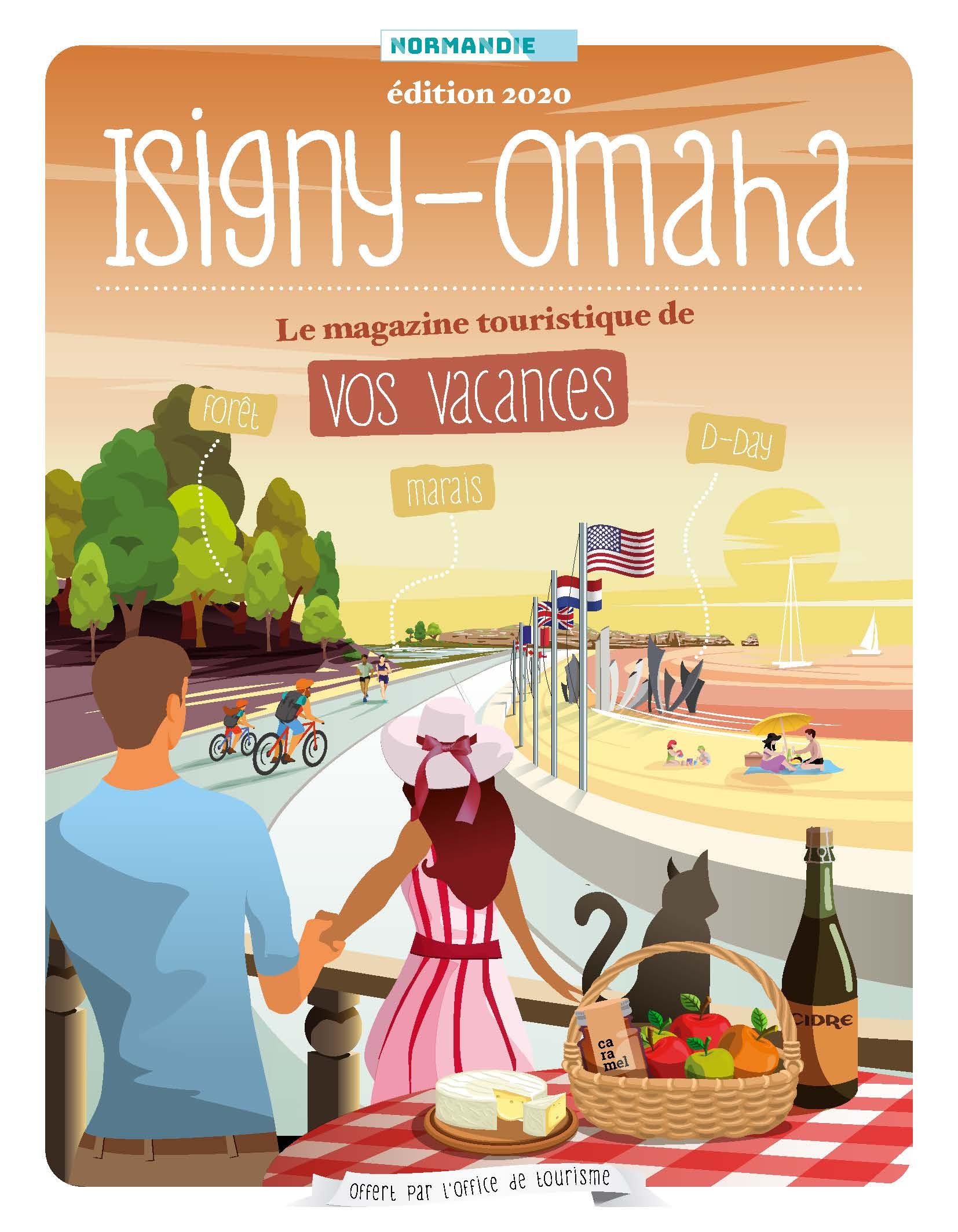 Isigny Omaha Tourisme - guide 2020