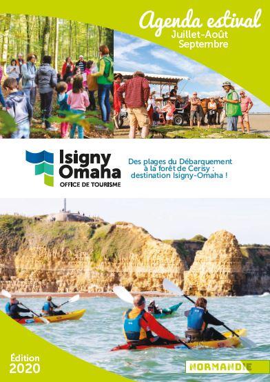 agenda été 2020 Isigny Omaha
