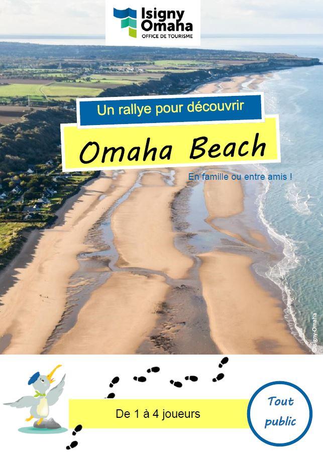 Rallye Jeu Omaha Beach