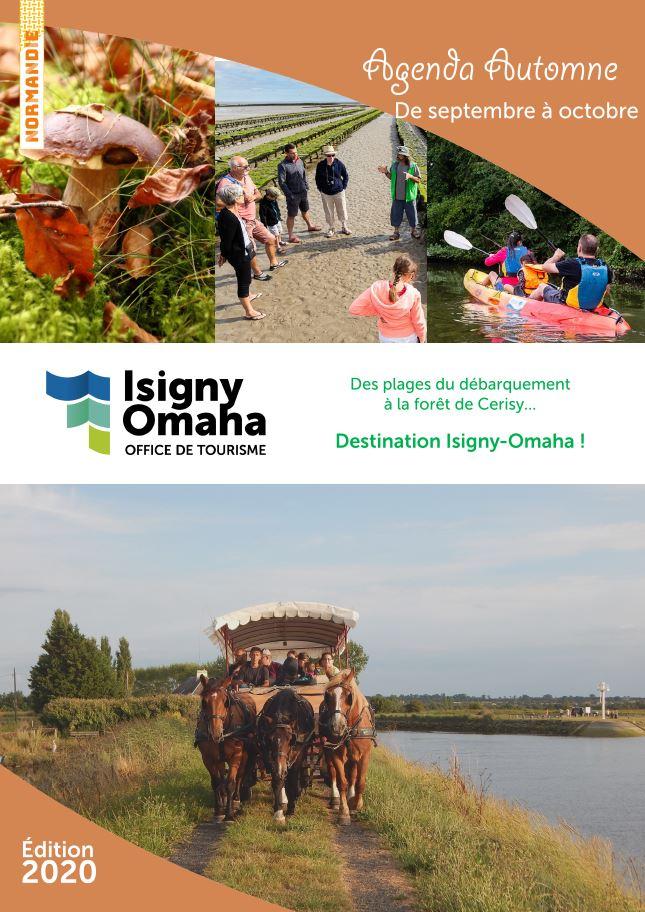 Agenda automne 2020 Isigny Omaha