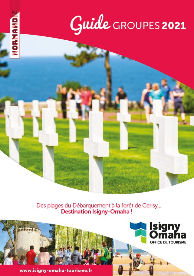 couverture groupe 2021 Isigny Omaha