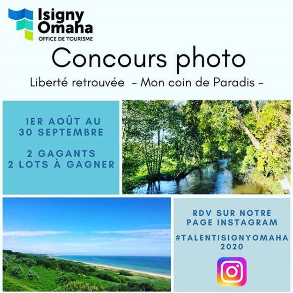 Concours photo Instagram Isigny Omaha