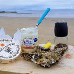 Recette d'huîtres d'Isigny chaudes au camembert