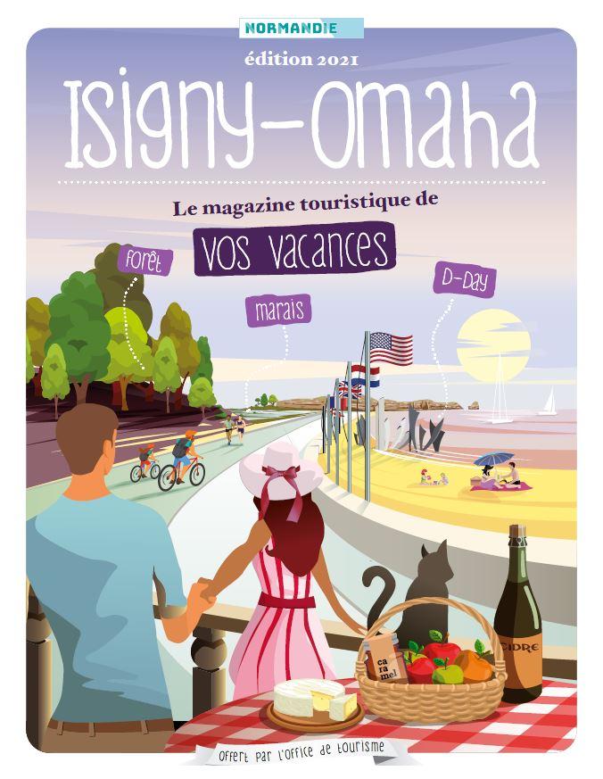 Brochure touristique Isigny-Omaha 2021