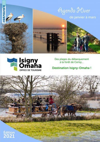 Voir la suite de l'actualité Vacances de février/Mars, le plein d'activité sur Isigny-Omaha !