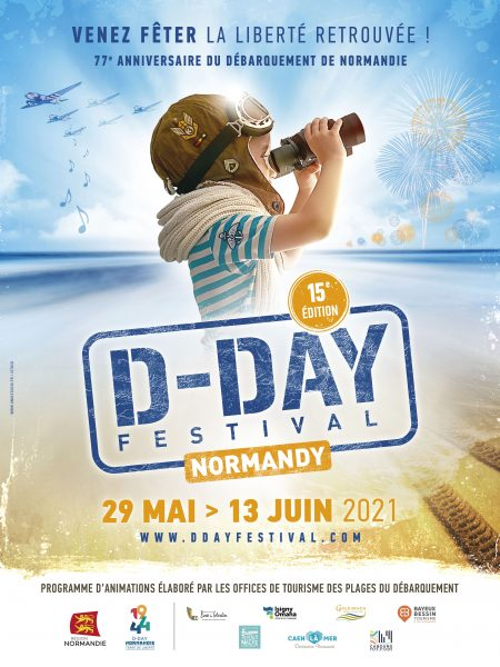 D-Day Festival Normandie Isigny Omaha 2021