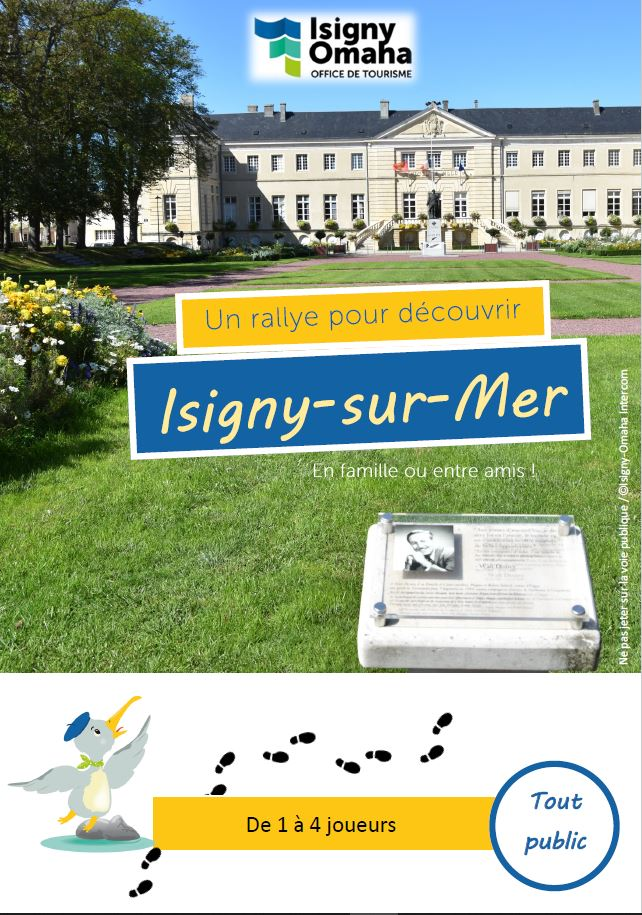 Rally Jeu enfant Isigny sur MEr