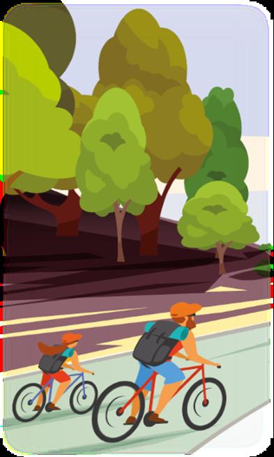 Randonnées et circuits vélo