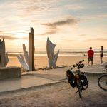 Vélomaritime Omaha Beach Débarquement