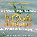 En quête de Normandie 2021