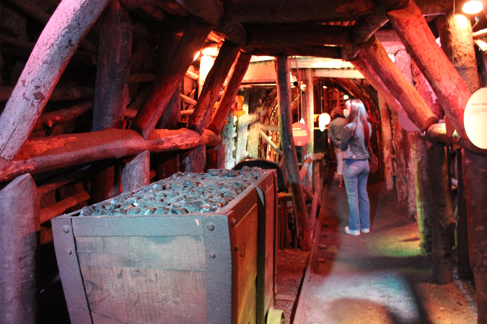 Musée de la Mine Calvados Isigny Omaha