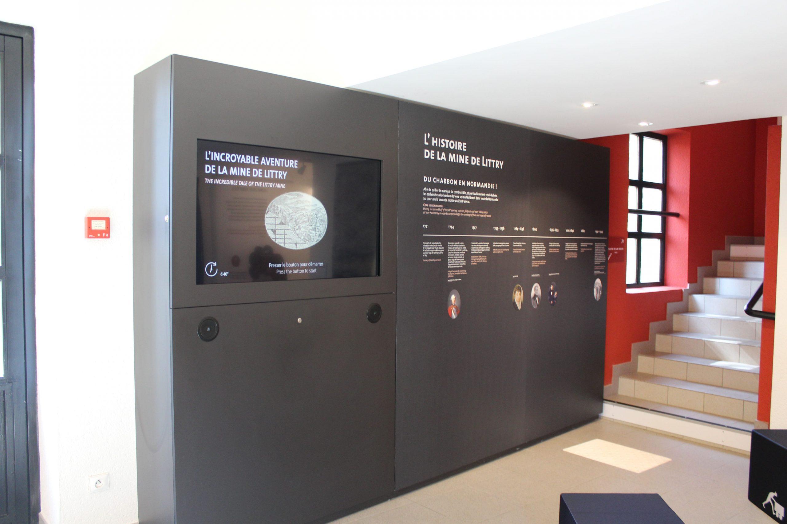 Musée de la mine Molay Littry Isigny Omaha (2)