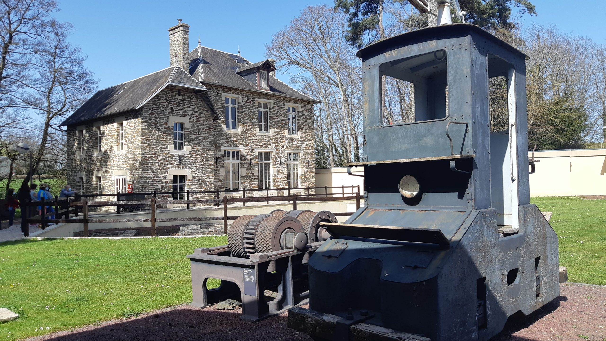 Musée de la mine Molay Littry Isigny Omaha (3)