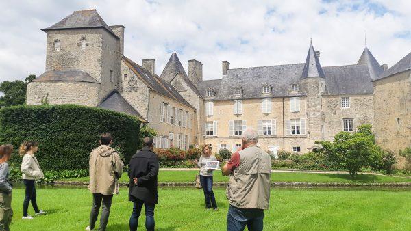 Voir la suite de l'actualité Visites guidées gratuites : Normandie, suivez le guide